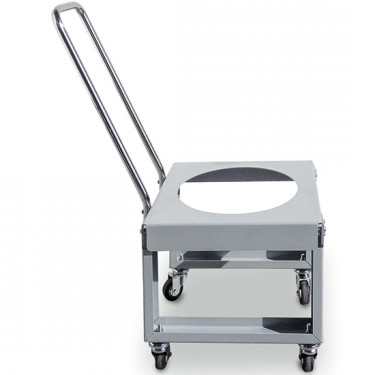 carrello per vasca planetaria da 60 litri, CBE0004/Z