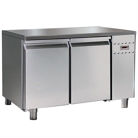 Tavoli congelatore pasticceria con piano in inox bassa temperatura -10c -20c gruppo remoto
