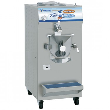 Macchina combinata con condensazione ad acqua, capacità 3-10 kg, produzione 60 kg/h