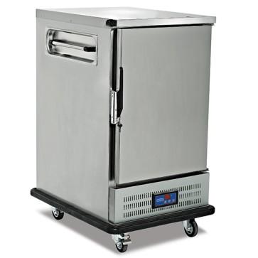 carrello termico per banquet da 6x GN 2/1 max. h= 60 mm