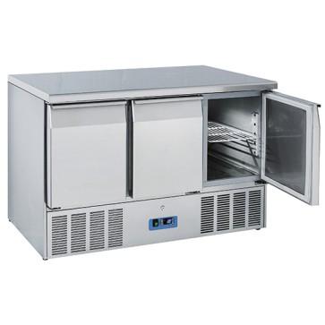 Banco refrigerato3 porte - GN1/1 +4/+10°C