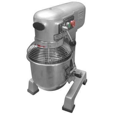 impastatrice planetaria da 20 litri a 3 velocità - 230V/1F
