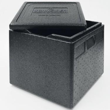 Contenitore isotermico per pizza h=330 mm per trasporto, 32 litri