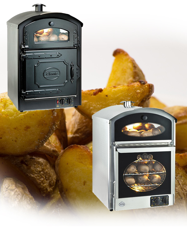 Forni per patate arrosto