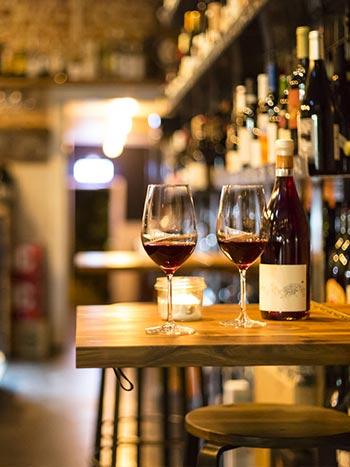 Wine Bar & Snack