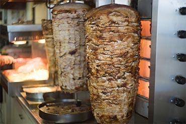 Fast food e Kebab