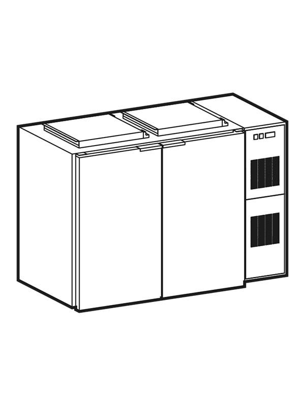 Box refrigerati per rifiuti