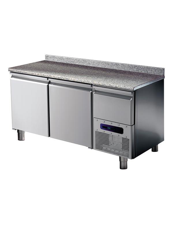 Tavoli refrigerati pasticceria