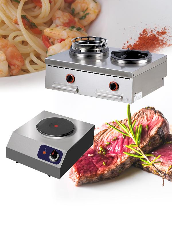 Cucine e fornelli