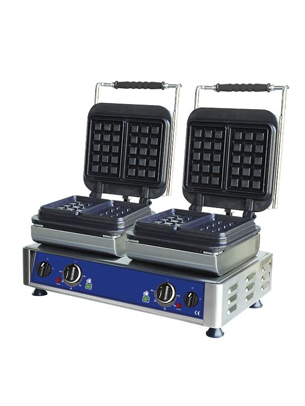 Macchine per waffle e cialde