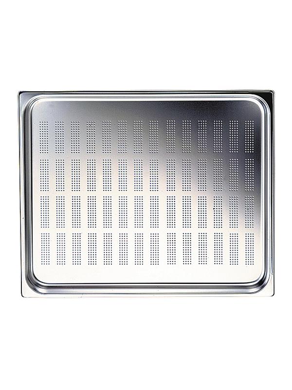 Teglie inox e alluminio - gastronorm e pasticceria