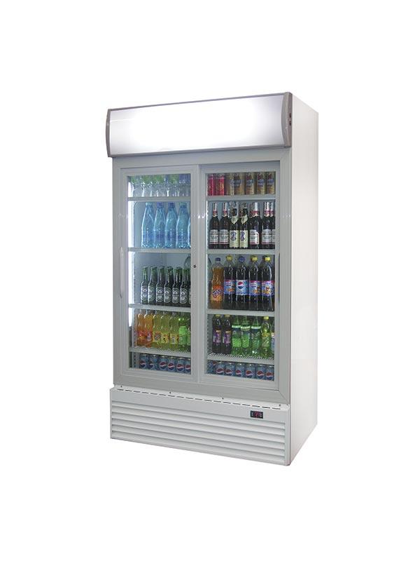 Vetrine refrigerate verticali