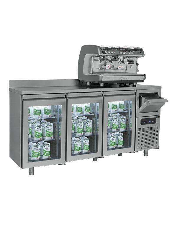 Retrobanchi refrigerati bar